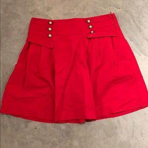 ZARA WOMAN | Sailor Skirt